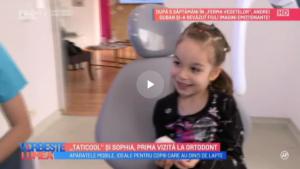 taticool si sophia la smile ambassador